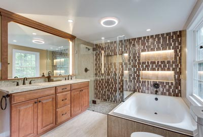 Home Remodeling Northern Virginia Kitchen Bathroom Renovation - Bathroom remodeling northern virginia