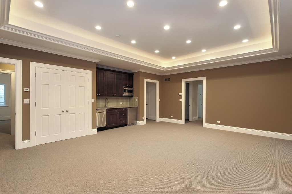 Basement Design Services finished builds Awesome Image